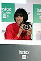 Fujifilm's new instagram friendly instant camera instax SQUARE SQ6