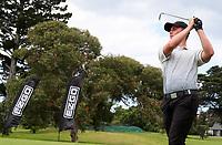 James Hydes. Christies Flooring Mt Maunganui Golf Open, Mt Maunganui, Tauranga, New Zealand,Thursday 10 December 2020. Photo: Simon Watts/www.bwmedia.co.nz
