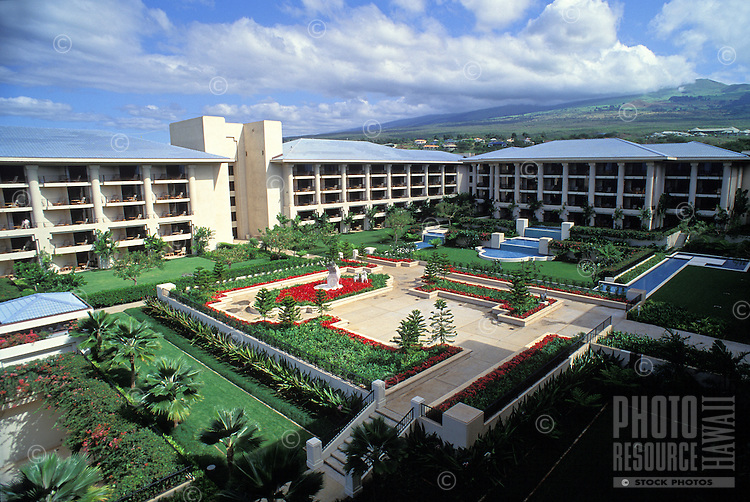 Four Seasons hotel, Wailea beach, Maui