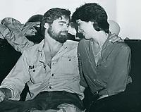Treat Williams & Dana Delaney 1982<br /> Photo By John Barrett-PHOTOlink.net / MediaPunch