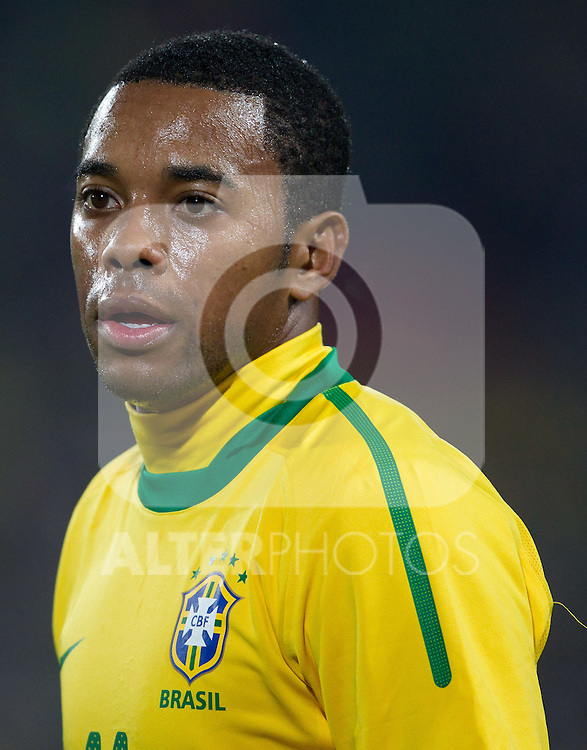 Robinho of Brazil during the 2010 FIFA World Cup South Africa. EXPA Pictures © 2010, PhotoCredit: EXPA/ Sportida/ Vid Ponikvar +++ Slovenia OUT +++