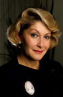UNDATED FILE PHOTO - Louise Deschatelets<br />  in the 80's<br /> <br /> MANDATORY CREDIT <br /> PHOTO : Jean-Pierre Karsenty - Publiphoto - Agence Quebec Presse