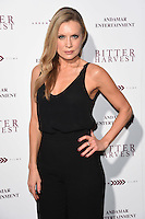 "Angie Best<br /> arrives for the ""Bitter Harvest"" Gala Screening at the Ham Yard Hotel, London<br /> <br /> <br /> ©Ash Knotek  D3230  20/02/2017"