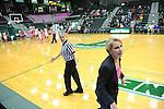 Tulane vs. Houston (Women's BBall 2013)