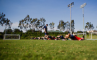 U.S. Paralympic National Team Training, August 22, 2016