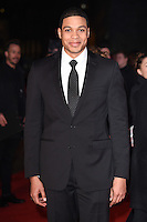 """Ray Fisher<br /> at the """"Batman vs Superman: Dawn of Justice"""" premiere, Odeon Leicester Square, London<br /> <br /> <br /> ©Ash Knotek  D3101 22/03/2016"""