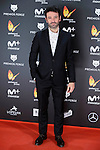 Rodrigo Sorogoyen attends to the Feroz Awards 2017 in Madrid, Spain. January 23, 2017. (ALTERPHOTOS/BorjaB.Hojas)