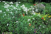HS47-005a  Flower Garden