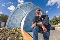 Berni Karl, owner of Chena Hot Springs Resort, Chena Hot Springs, Alaska