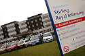 20040401     Copyright Pic : James Stewart.File Name : jspa14_hospital_row.GENERAL VIEW OF STIRLING ROYAL INFIRMARY...James Stewart Photo Agency 19 Carronlea Drive, Falkirk. FK2 8DN      Vat Reg No. 607 6932 25.Office     : +44 (0)1324 570906     .Mobile  : +44 (0)7721 416997.Fax         :  +44 (0)1324 570906.E-mail  :  jim@jspa.co.uk.If you require further information then contact Jim Stewart on any of the numbers above.........