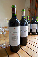 2005 la terrasse de and grand vin chateau la garde pessac leognan graves bordeaux france