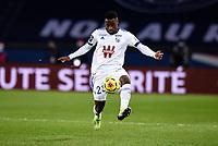 24th December 2020; Paris, France; French League 1 football, Paris St Germain versus Strasbourg;  CAROLE Lionel  23  Strabourg