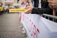 """Allez, allez, allez!<br /> <br /> """"Le Grand Départ"""" <br /> 104th Tour de France 2017 <br /> Team Presentation in Düsseldorf/Germany"""