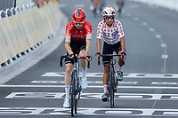8th July 2021; Nimes, France; QUINTANA Nairo (COL) of TEAM ARKEA - SAMSIC during stage 12 of the 108th edition of the 2021 Tour de France cycling race, a stage of 159,4 kms between Saint-Paul-Trois-Chateaux and Nimes.