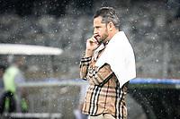 Belo Horizonte (MG), 28/11/2019 - Cruzeiro-CSA - Tecnico Argel Fucks - Partida entre Cruzeiro e CSA, válida pela 35a rodada do Campeonato Brasileiro no Estadio Mineirão em Belo Horizonte nesta quinta feira (28)