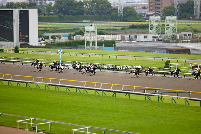 FUCHU,JAPAN-JUN 6: Track scene on Yasuda Kinen Day at Tokyo Racecourse on June 6,2021 in Fuchu,Tokyo,Japan. Kaz Ishida/Eclipse Sportswire/CSM