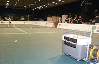 11-02-11Tennis, Rotterdam, ABNAMROWTT, Fibretech