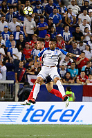 Harrison, NJ - Friday July 07, 2017: Carlos Discua during a 2017 CONCACAF Gold Cup Group A match between the men's national teams of Honduras (HON) vs Costa Rica (CRC) at Red Bull Arena.