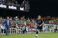 San Jose, CA - Wednesday June 28, 2017: Jackson Yueill during a U.S. Open Cup Round of 16 match between the San Jose Earthquakes and the Seattle Sounders FC at Avaya Stadium.