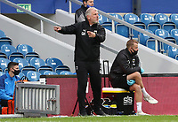Glyn Hodges manager of AFC Wimbledon during AFC Wimbledon vs Shrewsbury Town, Sky Bet EFL League 1 Football at The Kiyan Prince Foundation Stadium on 17th October 2020