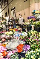 corona virus, apertura mercati alimentari