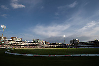 Early evening at Lords during London Spirit Men vs Trent Rockets Men, The Hundred Cricket at Lord's Cricket Ground on 29th July 2021