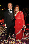 """Michael and Susanna Dokupil at the Museum of Fine Arts Houston's 2013 Grand Gala """"India"""" Friday Oct. 04,2013.(Dave Rossman photo)"""