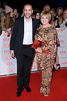 Lesley Dunlop<br /> arriving for the National Television Awards 2018 at the O2 Arena, Greenwich, London<br /> <br /> <br /> ©Ash Knotek  D3371  23/01/2018