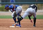 Dodgers vs White Sox AA 032118