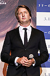 Director Tom Hooper attends the Japan premiere of The Danish Girl on March 9, 2016, Tokyo, Japan. Eddie Redmayne with his wife Hannah Bagshawe came to Japan to greet fans during the red carpet for the movie The Danish Girl. The film was nominated in four categories at the Academy Awards with Best Supporting Actress going to Alicia Vikander. Redmayne who won Best Actor at the Academy Awards in 2015 lost out this year in the Best Actor category to Leonardo DiCaprio. The film hits Japanese theaters on March 18. (Photo by Rodrigo Reyes Marin/NipponNews.net)