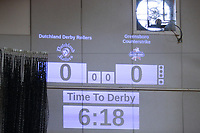 Dutchland Derby Rollers vs Greensboro Counter Strike 9-15-18