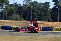 #32 TEAM GALLIENI TRUCK - RACINGJEANPHILIPPE DULAC (FRA) IVECO