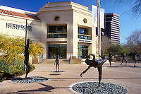 performing arts, Phoenix, Arizona, AZ, Herberger Theater Center in downtown Phoenix.