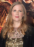 Suzanne Collins at The  Los Angeles Premiere of The Hunger Games: Mockingjay - Part 1 held at  Nokia Theatre L.A. Live in Los Angeles, California on November 17,2014                                                                               © 2014 Hollywood Press Agency