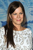 """HOLLYWOOD, CA - NOVEMBER 19: Marcia Gay Harden at the World Premiere Of Walt Disney Animation Studios' """"Frozen"""" held at the El Capitan Theatre on November 19, 2013 in Hollywood, California. (Photo by David Acosta/Celebrity Monitor)"""