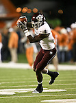 Texas A&M Aggies wide receiver Jeff Fuller (8) in action during the Texas A & M vs. Texas Longhorns football game at the Darrell K Royal - Texas Memorial Stadium in Austin, Tx. Texas A & M defeats Texas 24 to 17....