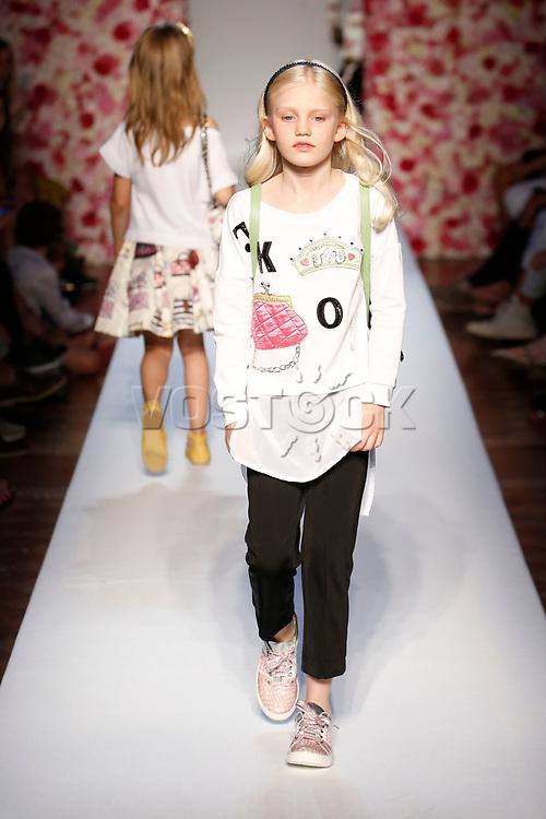 Monnalisa - Pitti Bimbo Kids - spring summer 2017 - Florence - June 2016