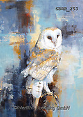 Simon, REALISTIC ANIMALS, REALISTISCHE TIERE, ANIMALES REALISTICOS, innovative, paintings+++++A_ValerieDeRozarieux_CityBarnOwl,GBWR253,#a#, EVERYDAY