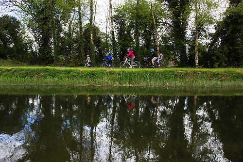 The Royal Canal Greenway at Westmeath