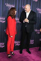 September 14, 2021. Isabelle Huppert, Vincent D'Onofrio, attend Searchlight Pictures premiere of The Eyes of Tammy Faye  at<br /> SVA Theatre in New York September 14, 2021 Credit:RW/MediaPunch