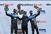 #10: Konica Minolta Acura ARX-05 Acura DPi, DPi: Ricky Taylor, Filipe Albuquerque and team owner Wayne Taylor
