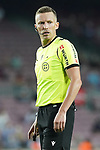 Spanish referee Alejandro Jose Hernandez Hernandez during La Liga match. August 15, 2021. (ALTERPHOTOS/Acero)