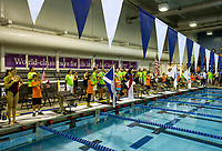 Photography of the 2017 Charlotte Ultra Swim, held at the Mecklenburg Aquatic Center in Charlotte, North Carolina.<br /> <br /> Charlotte Photographer - PatrickSchneiderPhoto.com