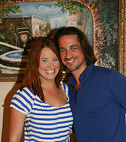 07-13-08 Michael Easton - Melissa Archer
