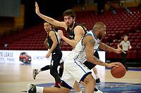 11-02-2021: Basketbal: Donar Groningen v Apollo Amsterdam: Groningen  Donar speler Juwann James