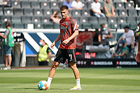 Ajdin Hrustic (Eintracht Frankfurt) - Frankfurt 21.08.2021: Eintracht Frankfurt vs. FC Augsburg, Deutsche Bank Park, 2. Spieltag Bundesliga