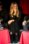 "Marta Sanchez attends the presentation of the new program of LaSexta "" A Mi Manera "" at concert room El Sol in Madrid, February 02, 2016<br /> (ALTERPHOTOS/BorjaB.Hojas)"