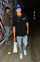 Josh Richards Spotted getting Pizza At Craig's In West Hollywood