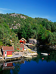 Norwegen, Vest Agder, Schaerengebiet zwischen Mandal und Kristiansand (Sonnenkueste) | Norway, Vest Agder, coastline between Mandal and Kristiansand (Sunhine Coast)
