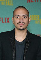 LOS ANGELES, CA - OCTOBER 13: Evan Ross at the Special Screening Of The Harder They Fall at The Shrine in Los Angeles, California on October 13, 2021. Credit: Faye Sadou/MediaPunch